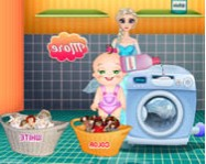 Baby Rosy washing dolls online