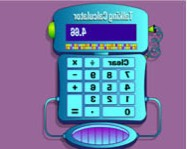 Talking calculator online